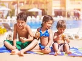 best value holidays free child places and child reductions